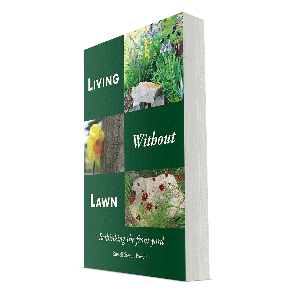 Living Without Lawn